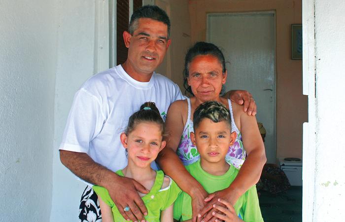 Jasharovski Family